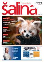 Aktuální číslo časopisu Šalina